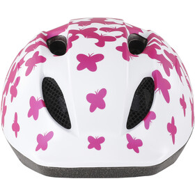MET Buddy Helm Kinder pink butterflies